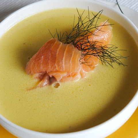 Smoked Trout Soup