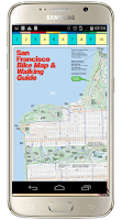 Screenshot of San Francisco Map