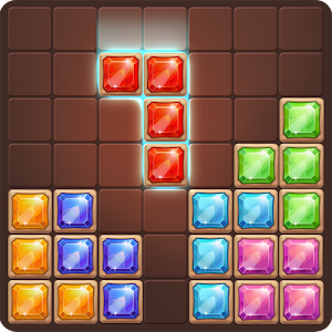 Block Puzzle Jewels Classic Brick Free Best game Icon