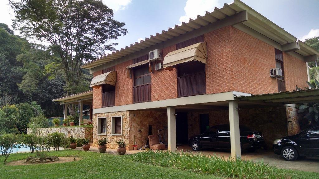 Sobrado residencial à venda, Chácara do Refúgio, Carapicuíba.