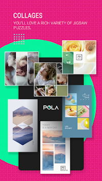 POLA Camera - Beauty Selfie, Clone Camera& Collage APK screenshot thumbnail 8