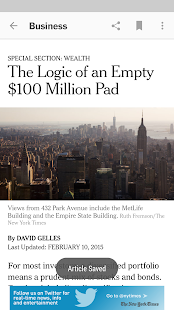 NYTimes - Latest News v6.02.7 (Subscribed) Apk