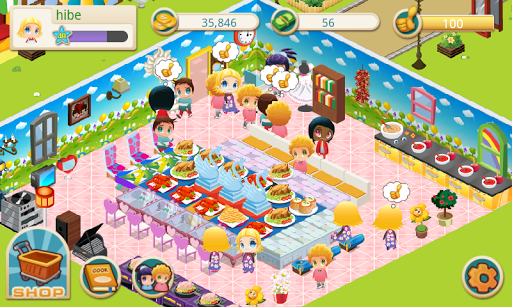 Restaurant Live screenshot 4