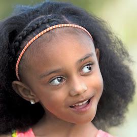 Cutie by Sylvester Fourroux - Babies & Children Child Portraits