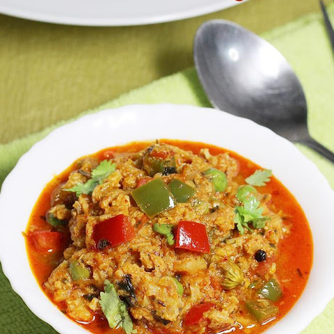 Soya Keema Curry