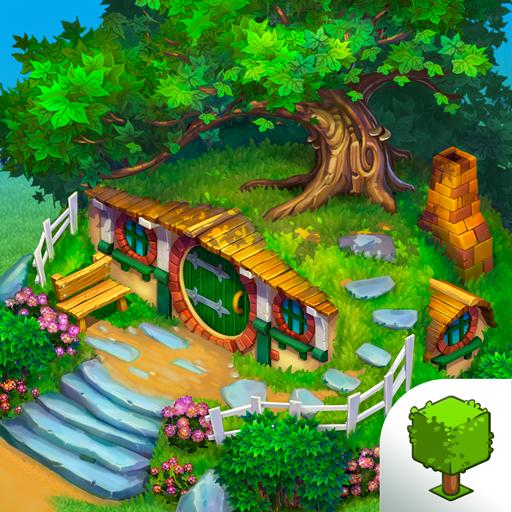 Farmdale - magic family farm APK Cracked Download
