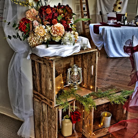 by John Geddes - Wedding Details