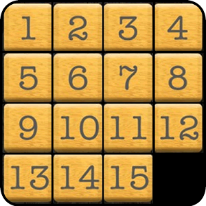 Traditional Sliding Puzzle