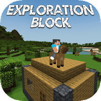 Exploration Block : Zombie Craft For PC