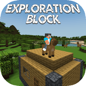 Download free Exploration Block : Zombie Craft for PC on Windows and Mac