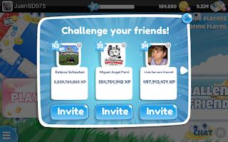 Screenshot of Parcheesi PlaySpace