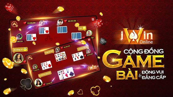 Download iWin Online - Game bai APK for Android Kitkat