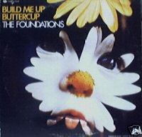 The Foundations  - Build Me Up Buttercup Album Art