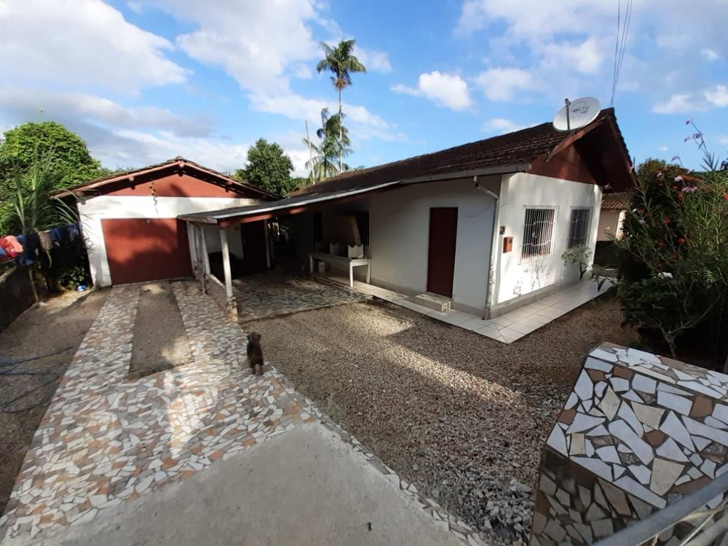 Sítio com 3 dormitórios à venda, 1260 m² por R$ 160.000,00 - Encruzilhada - Biguaçu/SC