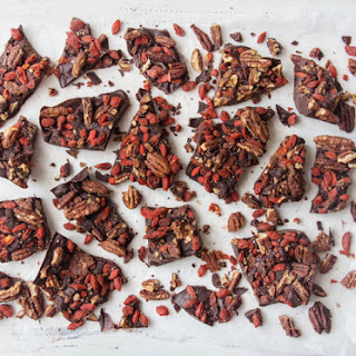 Candied Pecan Chocolate