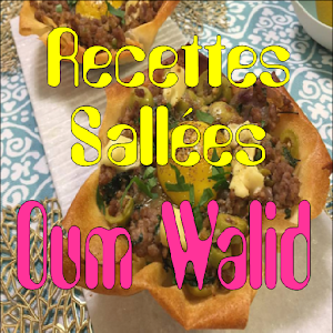 Recettes Sallées Oum Walid for PC-Windows 7,8,10 and Mac