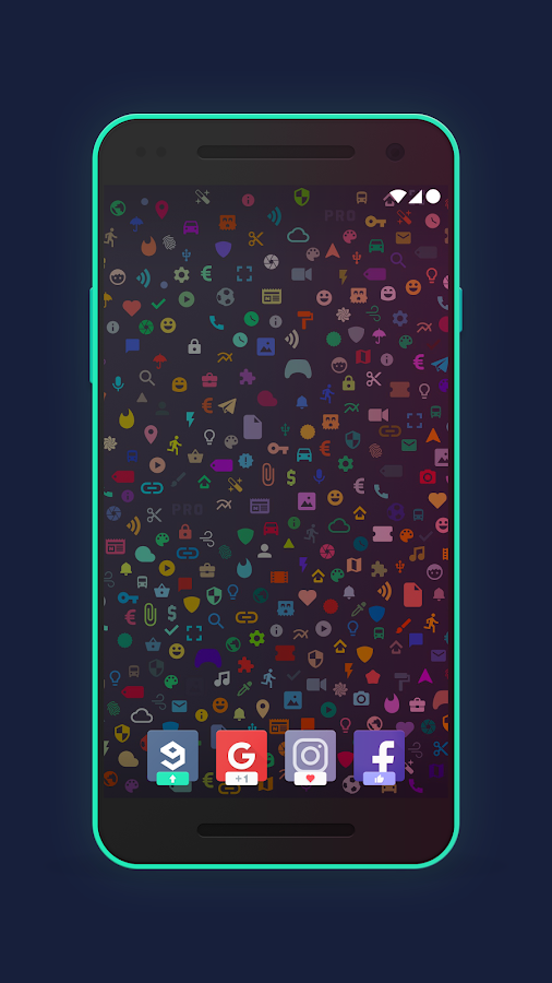 Cornie Icons Screenshot 2