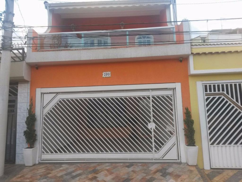 Sobrado residencial à venda, Av. Permuta, Rudge Ramos, São Bernardo do Campo.