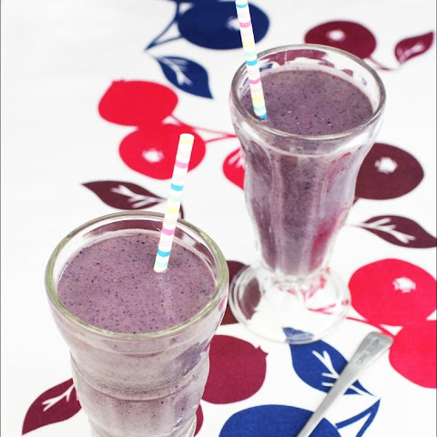 Easy Protein Rich Smoothie