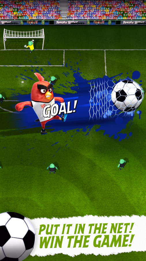 Angry Birds Goal! Screenshot 11