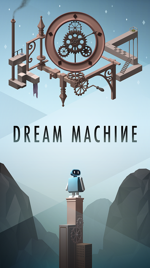 Dream Machine - The Game Screenshot 0