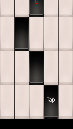 Piano Tiles 2016 game - screenshot