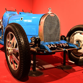 Bugatti by Stanley P. - Transportation Automobiles