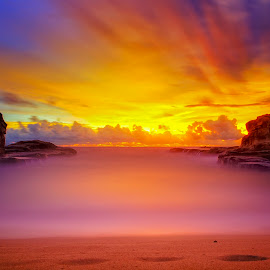 by Annisa Fitriani - Landscapes Waterscapes