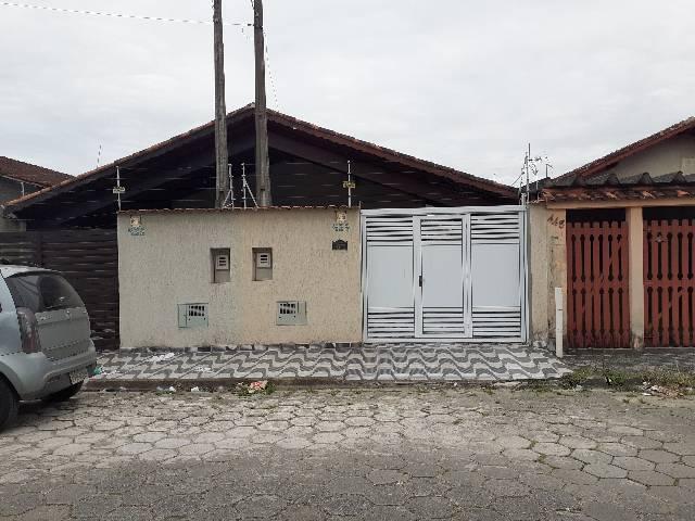 Casa na PRAIA com 2 dormitórios à venda, 80 m² por R$ 237.000 - Oceanópolis - Mongaguá/SP
