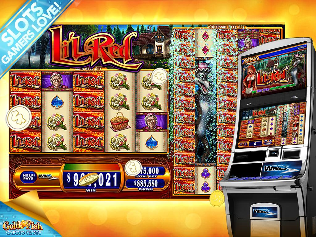 Gold Fish Casino Slots for Fun Screenshot 8