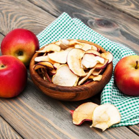 Crunchy Crisp Cinnamon Apple Chips