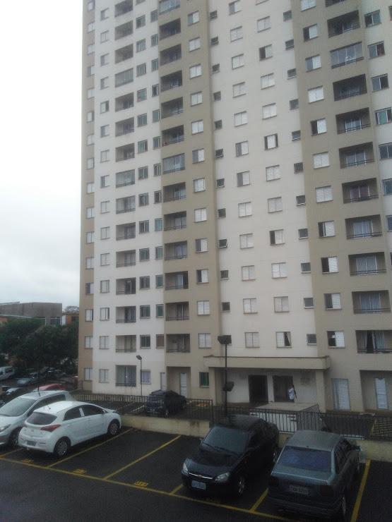 Apartamento 2 dormitórios 1 vaga - condomínio com piscina - em Carapicuíba Cond. Reserva Nativa