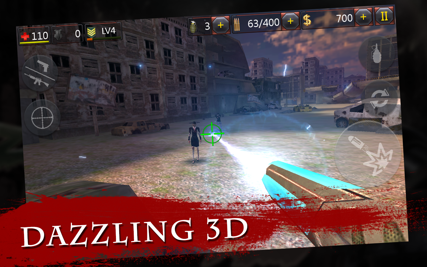 Zombie Hell 2 - FPS Shooting Screenshot 3