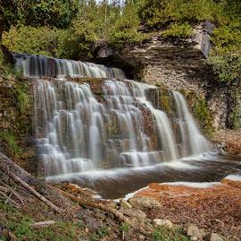Jones Falls by Carl Chalupa - Landscapes Waterscapes ( waterfalls, jones falls, waterfall, water )