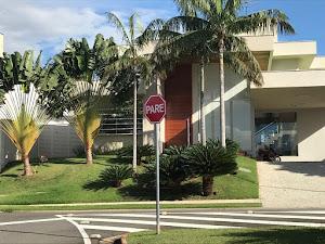 Sobrado residencial à venda, Residencial Alphaville Flamboyant, Goiânia - SO0078. - Residencial Alphaville Flamboyant+venda+Goiás+Goiânia