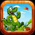 Game Crocodile Adventure World APK for Kindle