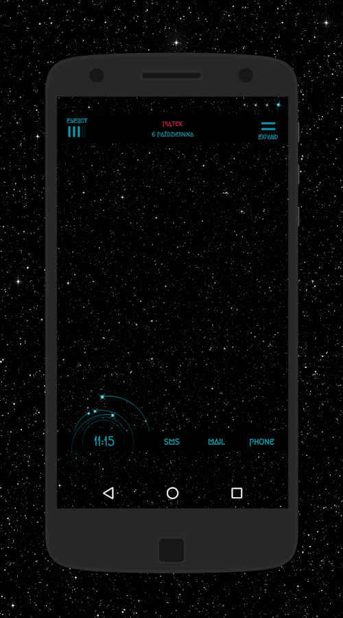YKP for KLWP Screenshot 4