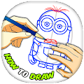 How To Draw Cartoons 2017 for Lollipop - Android 5.0
