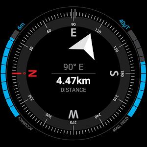 GPS Compass Navigator For PC