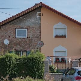 twin by Dušan Gajšek - Buildings & Architecture Homes ( _mesta, arhitektura, maribor, objekt )