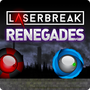Cover art Laserbreak Reneges