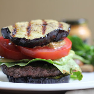 Grilled Eggplant Burger Recipes