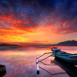 by Gus Mang Ming - Transportation Boats