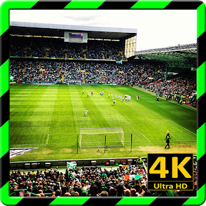 Wallpaper for Celtic Park Stad