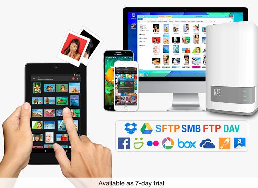 PhotoSync Bundle Add-On - screenshot