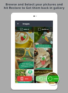 App Recover Images APK for Windows Phone