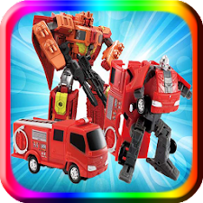 Toys Robot Transformers Puzzle