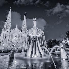 Basilique Sainte-Anne-de-Beaupré by Dragan Milovanovic - Buildings & Architecture Places of Worship