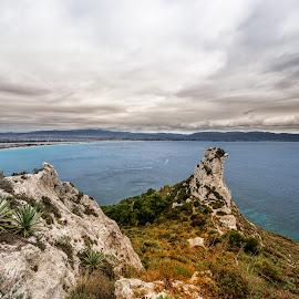 Sella del Diavolo - Cagliari by Antonello Madau - Landscapes Caves & Formations