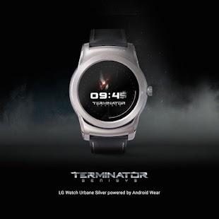 Terminator Genisys Watch Face
